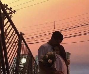 aesthetics, couple, and nature image