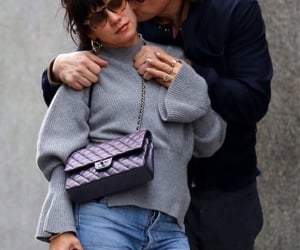 lily allen and david harbour image