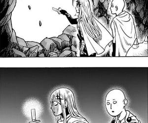 anime, sword, and manga image