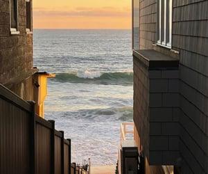 aesthetics, beach, and golden image