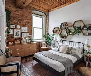 home decor, bedroom, and decor image