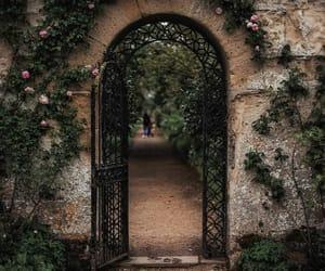 oxford, The Secret Garden, and england image