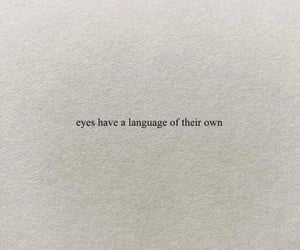 enough, eyes, and feels image
