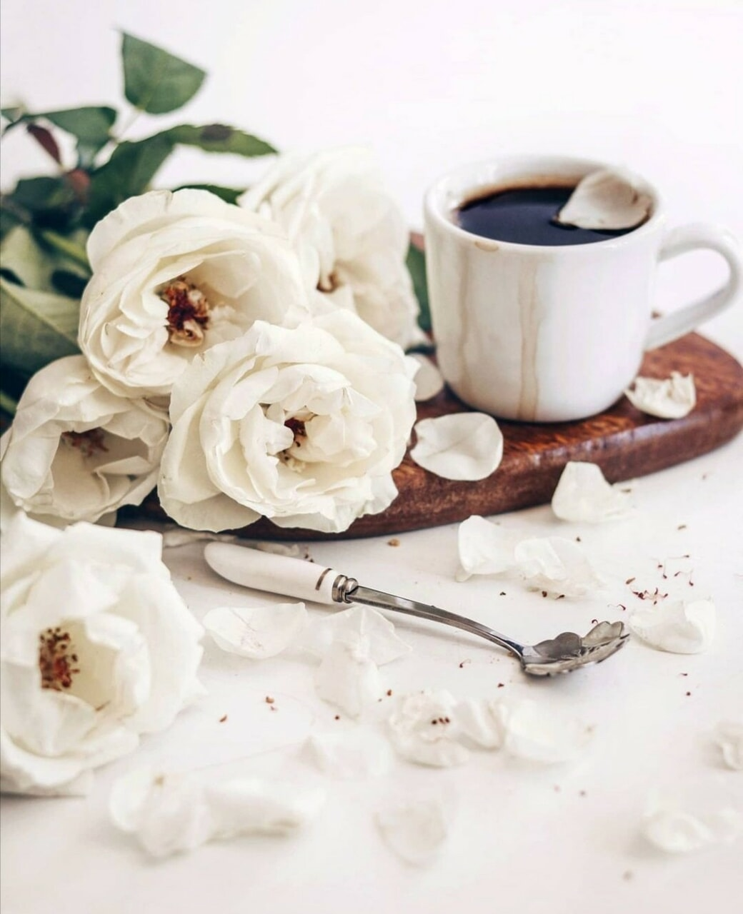 coffee, cup of coffee, and coffee time image