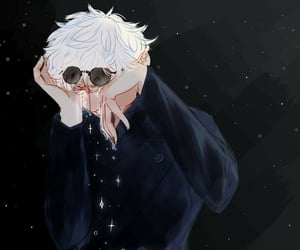 art, black, and cry image