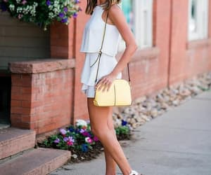 chic, casual, and fashionable image
