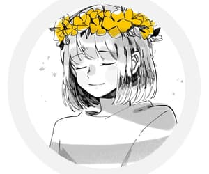 aesthetic, undertale, and anime image