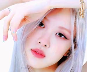 blink, gif, and roseanne park image