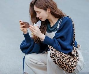 city girl, fashion, and kdrama image