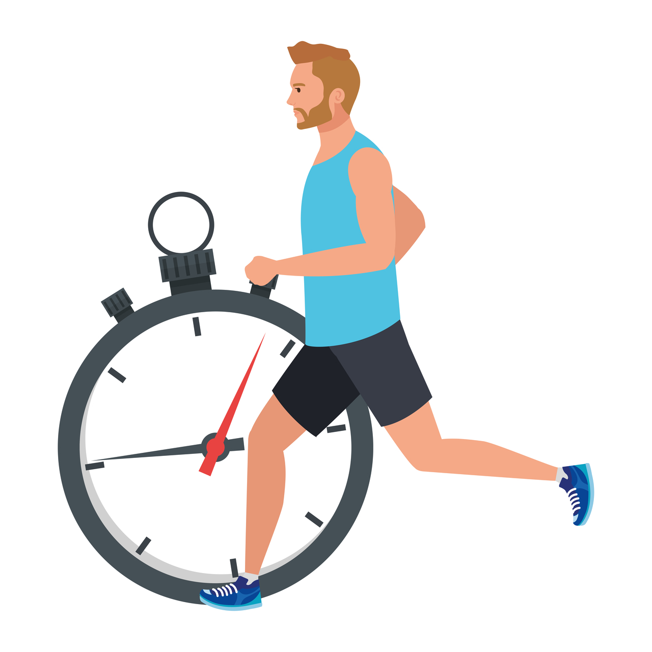 article, run, and running image