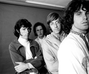1960s, Jim Morrison, and 60s image