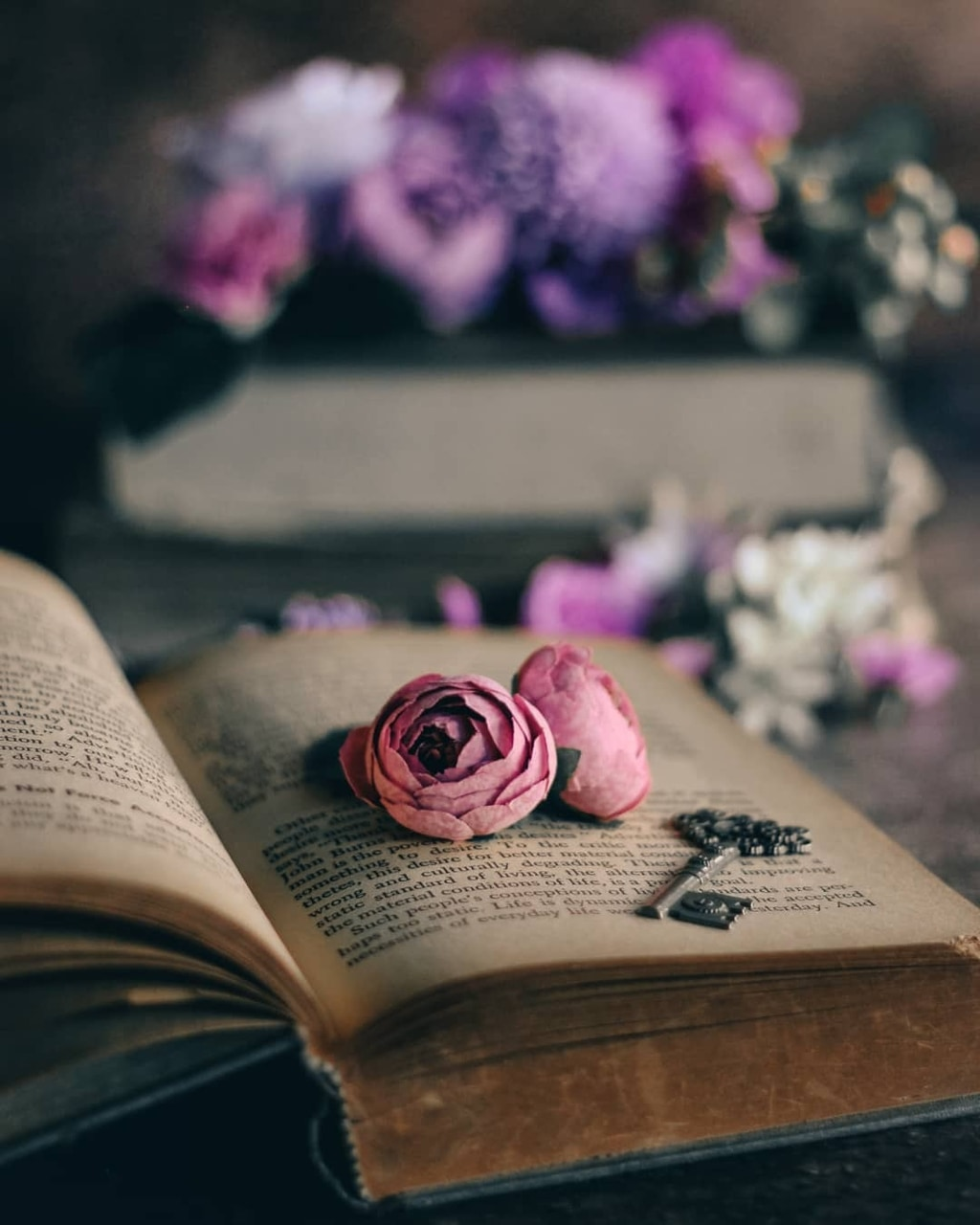 book, books, and fairytale image