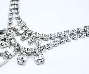 etsy, bride necklace, and serendipitytreasure image