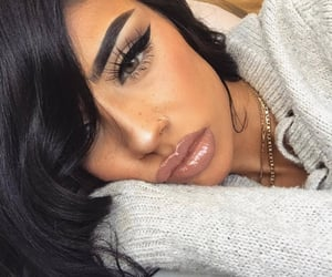 beauty, hair, and goals image