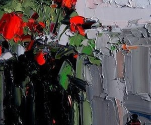 abstract art, art, and paintings image