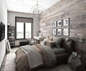 bathroom, bedroom and living room