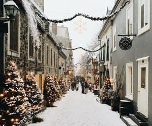 season, ornaments and christmas lights