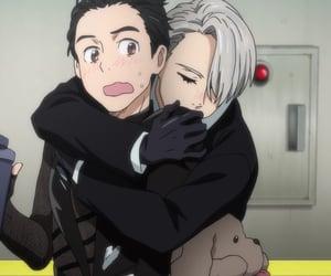 anime, bug, and hug image