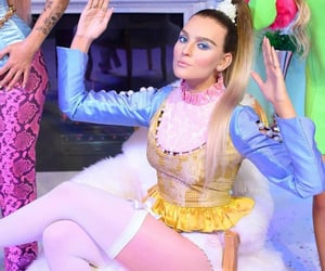 bounce back, perrie edwards, and madame tussauds image