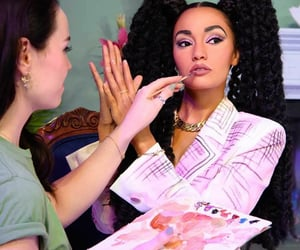 madame tussauds, little mix, and bounce back image