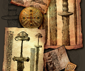 arms, art, and blades image