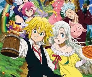 anime, anime girl, and Elizabeth image