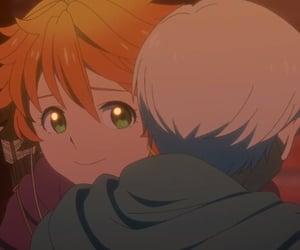 norman, anime, and emma image