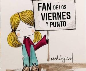 divertido, frases español, and feliz image