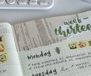 green, home, and bujo image