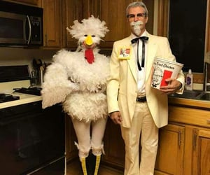 funny, funny people, and funny costume image