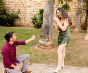 engagement, proposal, and will you marry me image