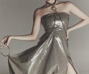 dress, visual, and mina image