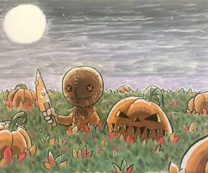Halloween, movie, and october image