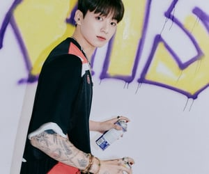 bts, jungkook, and weverse interview image
