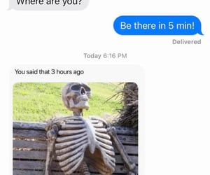 best friend, text message, and dead image