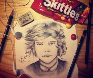harrystyles, Harry Styles, and one direction drawing image