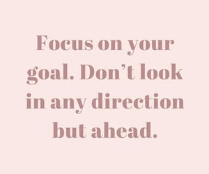 fitness, focus, and quotes image
