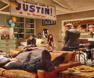 party, teen, and tv show image
