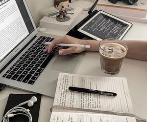 academia, study, and aesthetic image