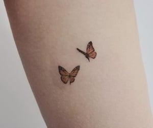 tattoo, nature tattoo, and Tattoos image