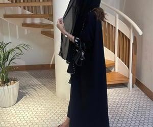 arab, black, and clothing image