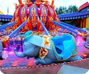 amusementpark, disneyworld, and disneyrides image