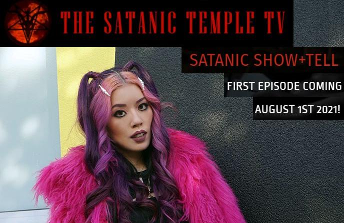 article, satanic, and satanist image