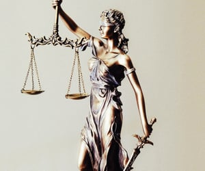 aesthetic, bronze, and justice image