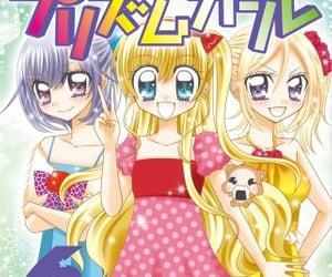 漫画, manga, and nijiiro prism girl image