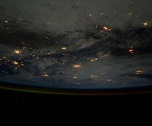 stars, dark, and sky image