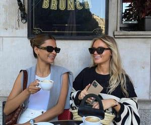 coffee, fashion, and coffeetime image