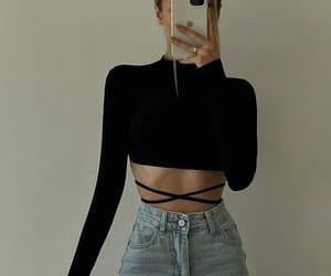 blog, fashionable, and style image
