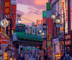 Evening commute in Tōkyō-to ☁️ . photo by @mewen   Twitter