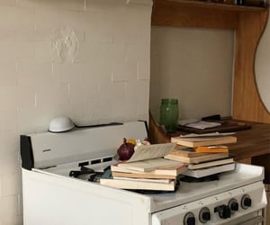book, archive, and kitchen image